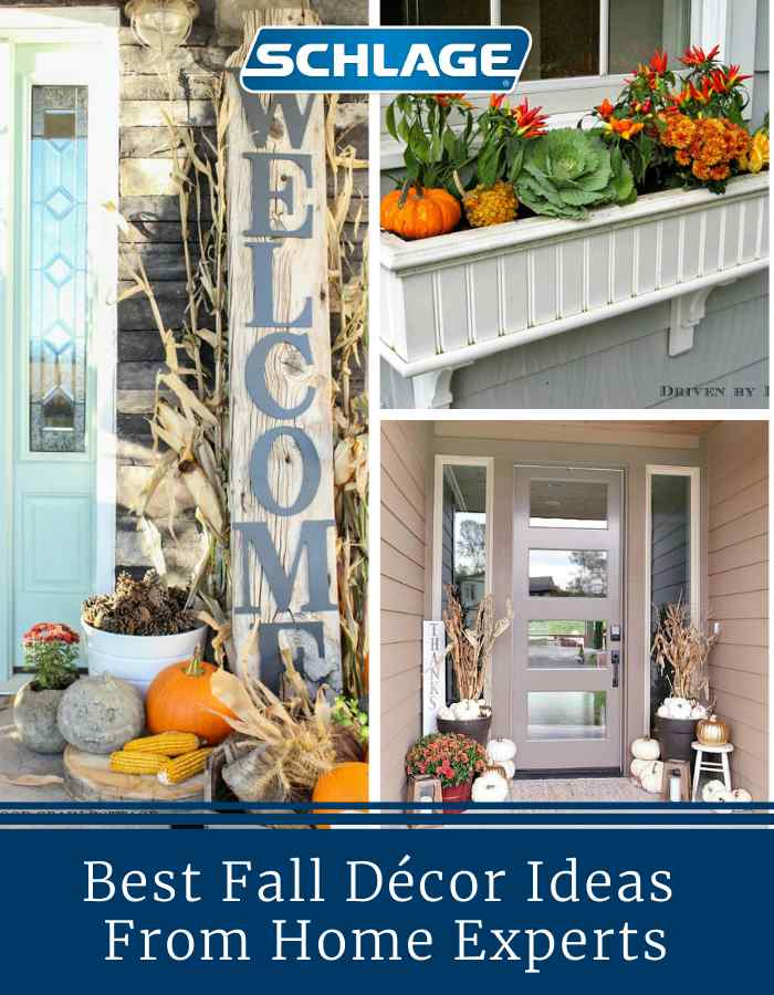 Best fall decor ideas from home experts.