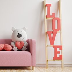 14 Valentine's Day décor ideas that will make you want to swipe right.