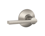 Latitude lever | Contemporary door lever