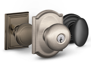 Security Door And Keyless Entry Locks Schlage