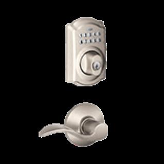 Security Door And Keyless Entry Locks Schlage