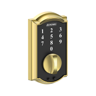 Lockwood Keyless Digital Deadbolt Bunnings Warehouse