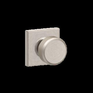 b70c56ec11f88 Bowery knob with Collins trim Hall   Closet lock