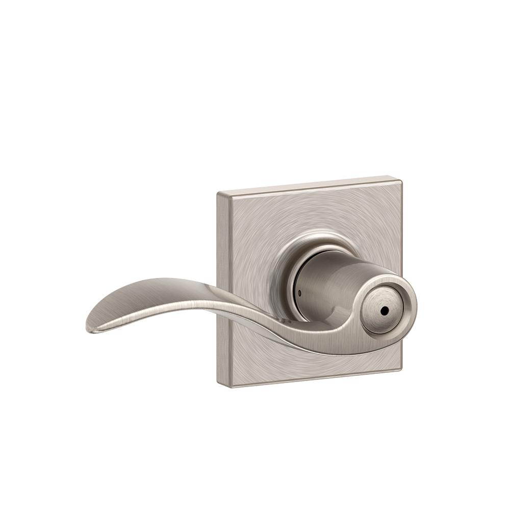 types of bathroom door locks. accent lever with collins trim bed \u0026 bath lock types of bathroom door locks