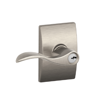 Schlage Door Keyed entry F51 ACC 619