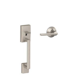 Century Front Entry Handle and Latitude Lever