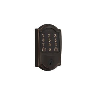 Schlage Encode Smart WiFi Deadbolt with Camelot Trim