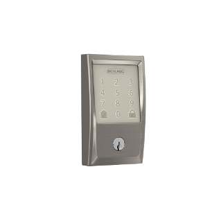 Schlage Encode Smart Wi-Fi Deadbolt Lock - Century Trim