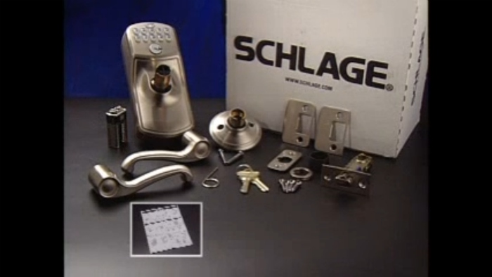 Door Lock Installation Videos Schlage
