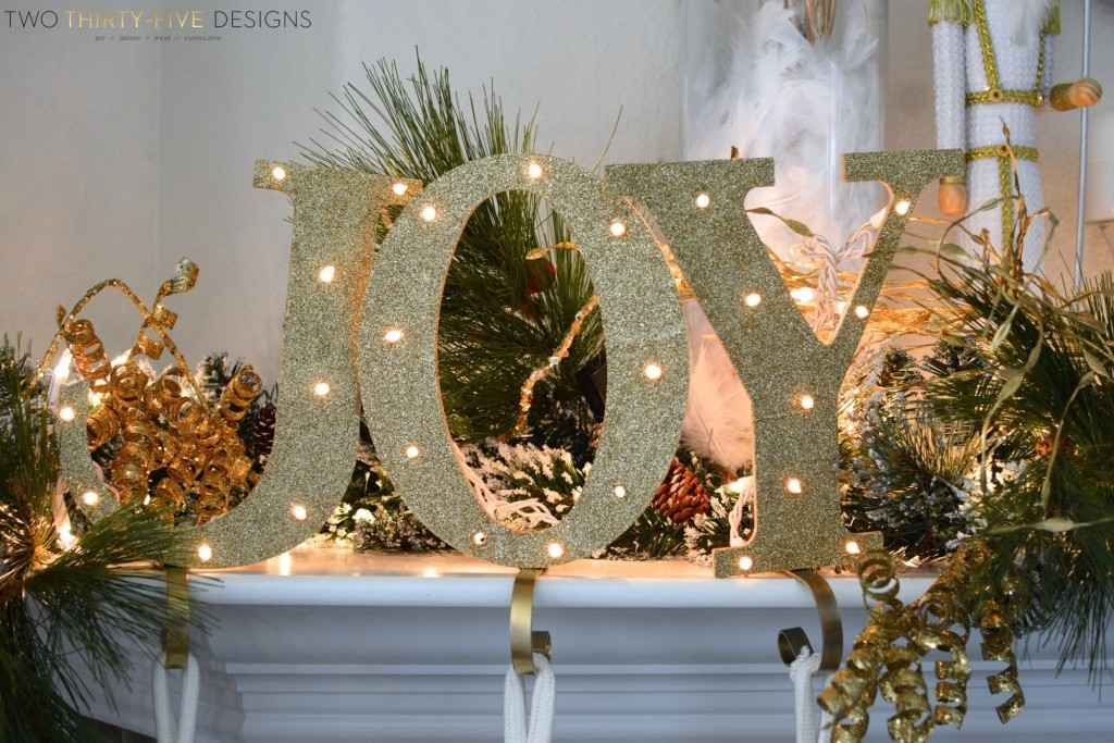 15 DIY Projects for a Glitz & Glam Holiday