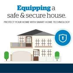 How to Increase Home Security with Smart Home Technology