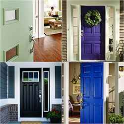 How to Choose a Front Door Paint Color
