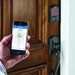 Schlage Sense™ Smart Deadbolt and the 2016 Apple WWDC