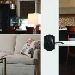 What type of door hardware is best for each room in your home? | Schlage