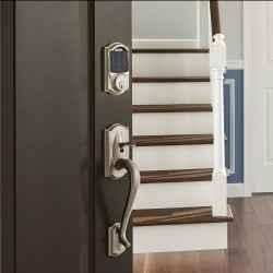 Schlage Connect™ Touchscreen deadbolt now works with Amazon Alexa | Schlage