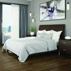 Modern, Contemporary bedroom style