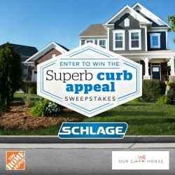 Superb curb appeal | Schlage