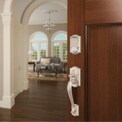 Safer smart homes start with Schlage