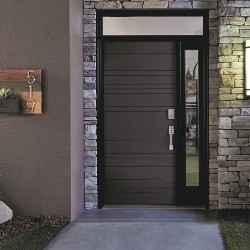 Smart lock on front door | Schlage