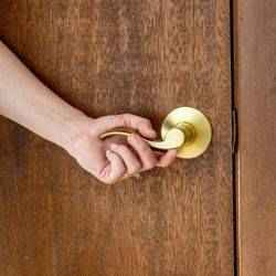 Hollow core door makeover ideas | Schlage