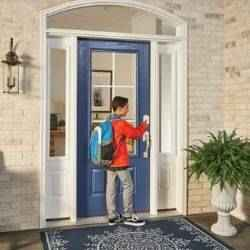 Make the grade with Schlage Encode™ Smart WiFi Deadbolt and Ring™ Video Doorbell