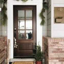 Quick holiday curb appeal | Schlage