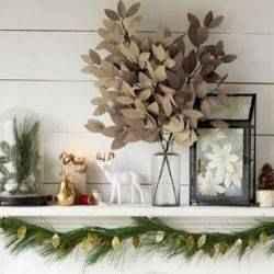 Faux mantelpiece ideas | Schlage