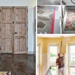 Floor and ceiling painting tips | Schlage