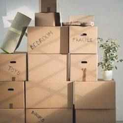 Moving boxes | Schlage
