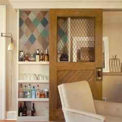 How to make a vintage door look like new again