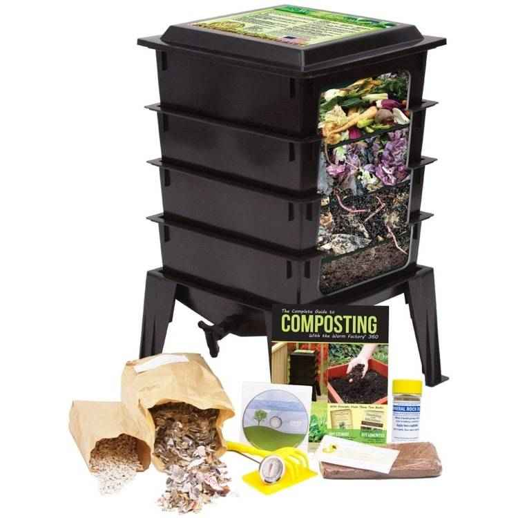 Electric-assist composter