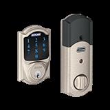 Wireless Electronic Deadbolt Door Locks Schlage