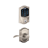 Schlage Connect™ with knob/lever