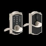 schlage keypad locks. Plain Locks Schlage Touch Lever On Keypad Locks G