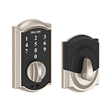 Schlage Touch™ deadbolt