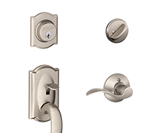 Front Entry Door Handles handlesets | entry door handlesets | schlage