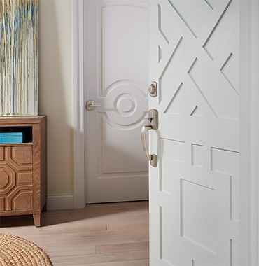 Style is in the details. & Handlesets | Entry Door Handlesets | Schlage