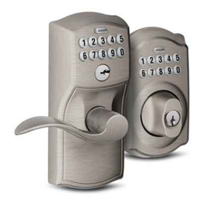 Connected Keypad - Keypad smart lock - Schlage