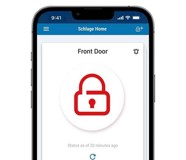 Schlage Home App App For Schlage Sense And Schlage