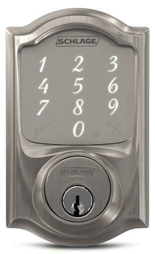 Schlage Sense™ Smart Deadbolt | Bluetooth smart lock