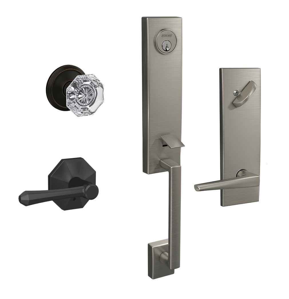 Designer Door Hardware - Schlage Custom