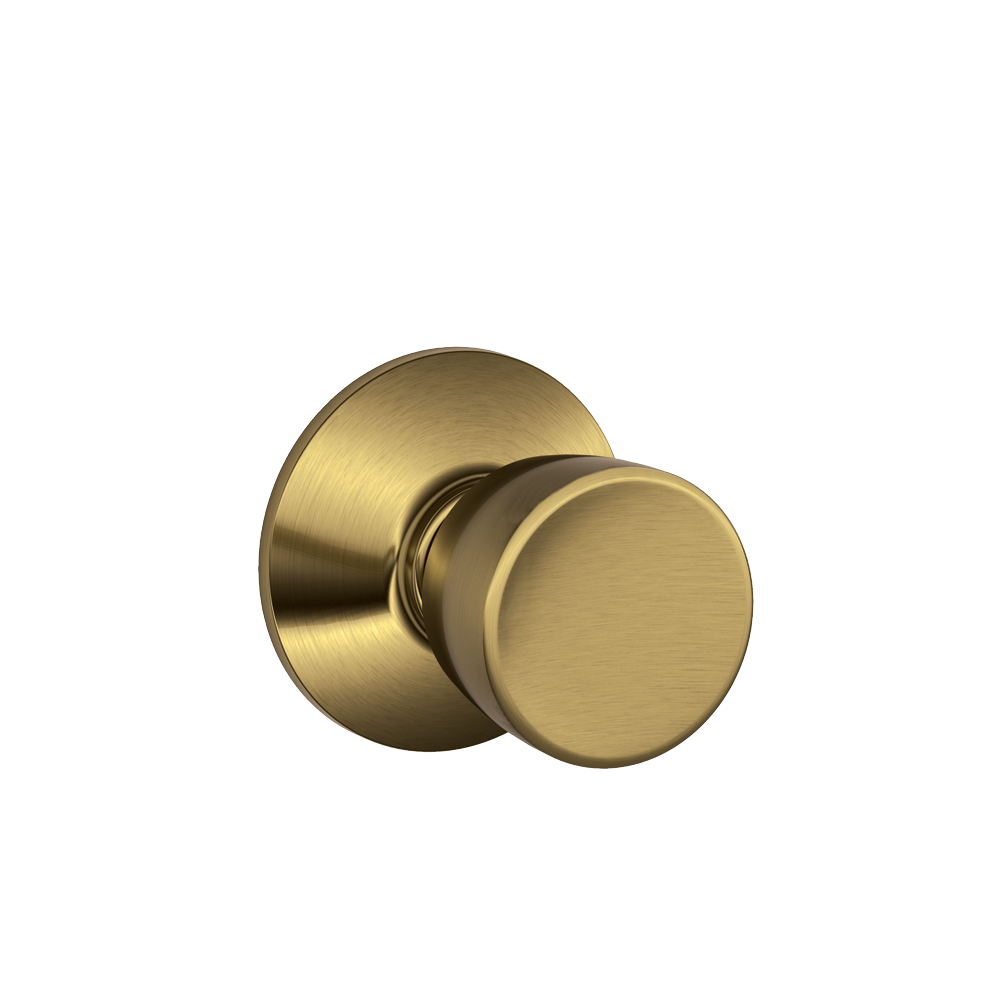 Bell knob in Antique Brass finish