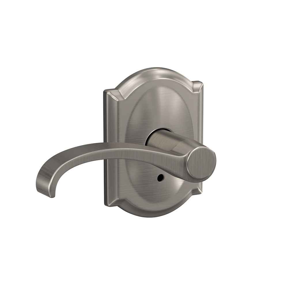 Traditional hardware - Whitney door lever - Schlage