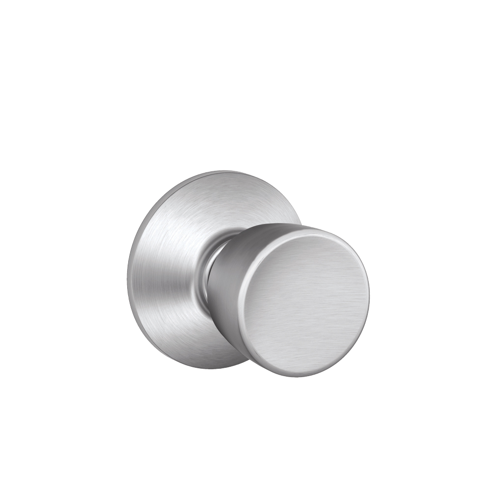 Beau Modern Door Hardware | Traditional Door Knob Backplates | Schlage