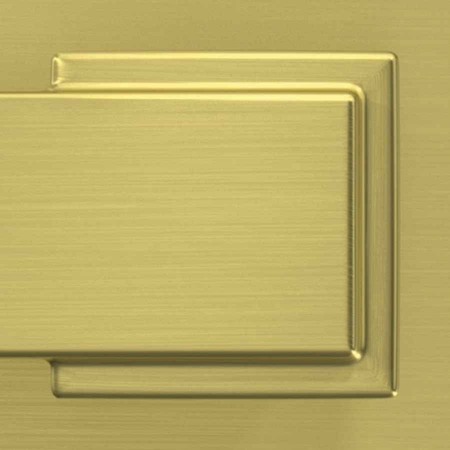 Finish - Satin Brass - Door Hardware - Schlage