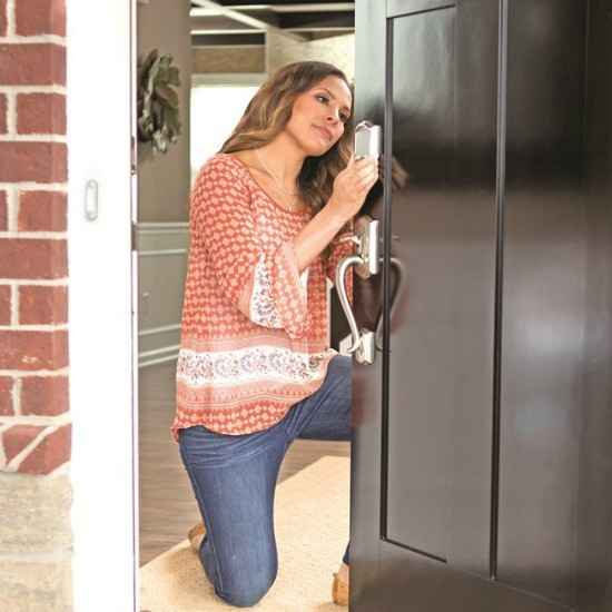 Schlage Sense Smart Deadbolt Interactive Instructions