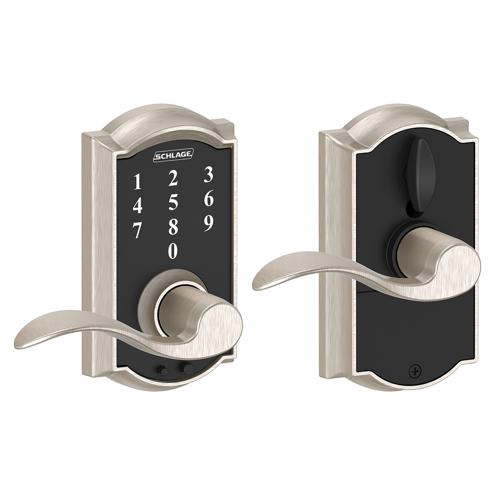 Schlage Touch Lock Faqs Electronic Deadbolt Keyless